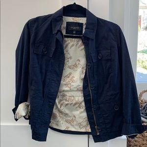 Talbots Field Jacket Size P